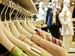 Kupowanie odzieży w sieci